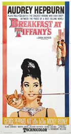 Breakfast at Tiffany's - 20 x 40 Movie Poster - Style A