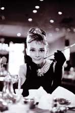 Breakfast at Tiffany's - Movie Poster - 24 x 36 - Style A