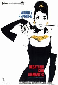Breakfast at Tiffany's - 11 x 17 Movie Poster - Spanish Style A