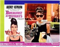 Breakfast at Tiffany's - 11 x 14 Movie Poster - Style B