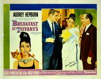 Breakfast at Tiffany's - 11 x 14 Movie Poster - Style D