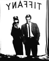 Breakfast at Tiffany's - 8 x 10 B&W Photo #1