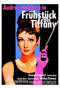 Breakfast at Tiffany's - 27 x 40 Movie Poster - German Style A