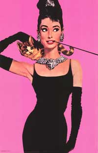 Breakfast at Tiffany's - People Poster - 11 x 17 - Style A