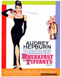 Breakfast at Tiffany's - Movie Poster - 16 x 20 - Style A