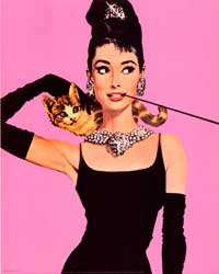 Breakfast at Tiffany's - People Poster - 16 x 20 - Style A