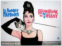 Breakfast at Tiffany's - 30 x 40 Movie Poster - Sweden Style A