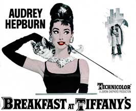 Breakfast at Tiffany's - 22 x 28 Movie Poster - Half Sheet Style A