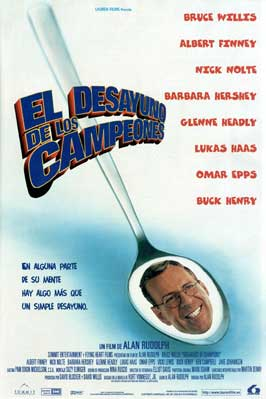 Breakfast of Champions - 11 x 17 Movie Poster - Spanish Style A