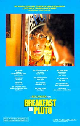 Breakfast on Pluto - 11 x 17 Movie Poster - UK Style A