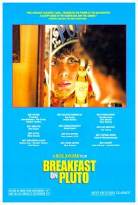Breakfast on Pluto - 27 x 40 Movie Poster - UK Style A