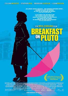 Breakfast on Pluto - 11 x 17 Movie Poster - German Style A