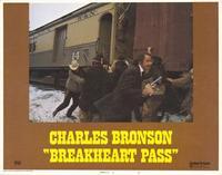 Breakheart Pass - 11 x 14 Movie Poster - Style G
