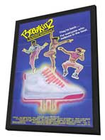 Breakin' 2: Electric Boogaloo - 27 x 40 Movie Poster - Style A - in Deluxe Wood Frame