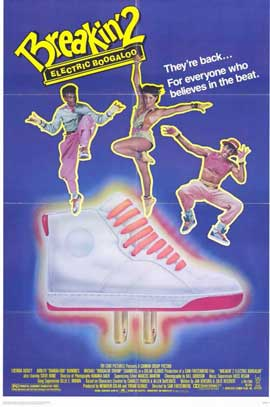 Breakin' 2: Electric Boogaloo - 11 x 17 Movie Poster - Style A