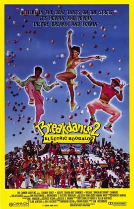 Breakin' 2: Electric Boogaloo - 11 x 17 Movie Poster - Style B