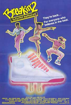 Breakin' 2: Electric Boogaloo - 27 x 40 Movie Poster - Style A