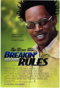 Breakin' All the Rules - 11 x 17 Movie Poster - Style A