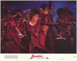 Breakin' - 11 x 14 Movie Poster - Style D
