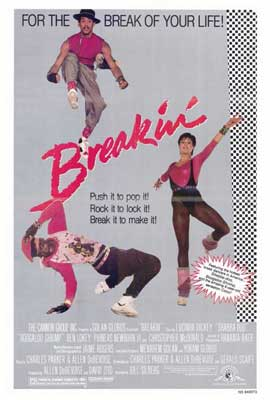 Breakin' - 27 x 40 Movie Poster - Style A
