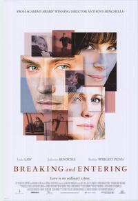 Breaking and Entering - 43 x 62 Movie Poster - Bus Shelter Style A