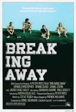 Breaking Away - 27 x 40 Movie Poster