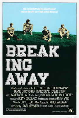 Breaking Away - 27 x 40 Movie Poster - Style A