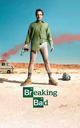 Breaking Bad - 27 x 40 TV Poster - Style A
