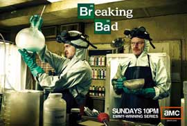 Breaking Bad - 11 x 17 TV Poster - Style D