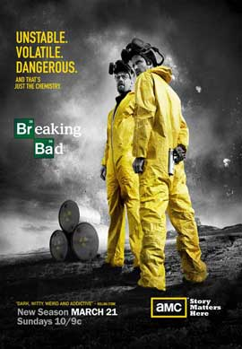 Breaking Bad - 27 x 40 TV Poster - Style C