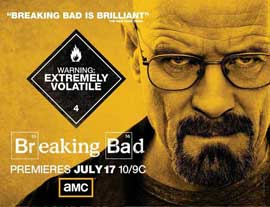 Breaking Bad - 11 x 17 TV Poster - Style G