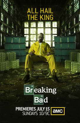 Breaking Bad - 11 x 17 TV Poster - Style H