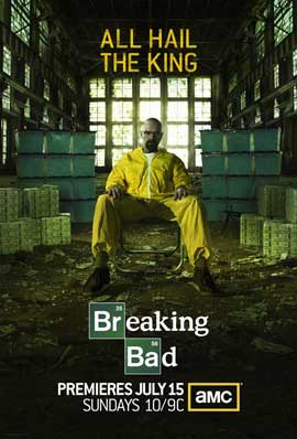 Breaking Bad - 27 x 40 TV Poster - Style D
