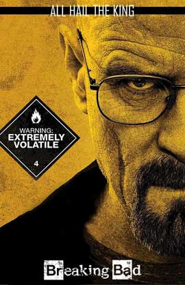 Breaking Bad - 11 x 17 TV Poster - Style I