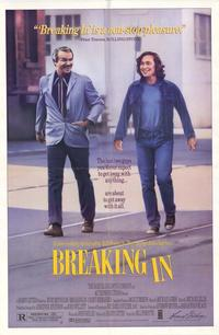 Breaking In - 11 x 17 Movie Poster - Style A