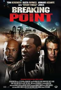 Breaking Point - 11 x 17 Movie Poster - Style A