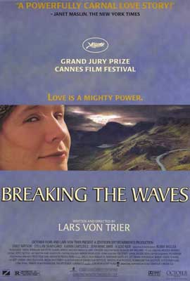 Breaking the Waves - 27 x 40 Movie Poster - Style A