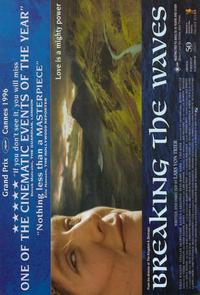 Breaking the Waves - 11 x 17 Movie Poster - Style B