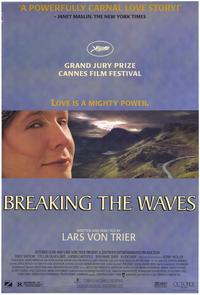 Breaking the Waves - 43 x 62 Movie Poster - Bus Shelter Style A