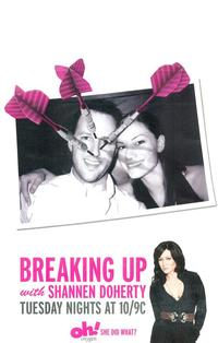 Breaking Up with Shannen Doherty - 11 x 17 TV Poster - Style A