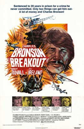 Breakout - 11 x 17 Movie Poster - Style A