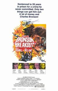 Breakout - 11 x 17 Movie Poster - Style B