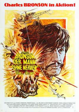 Breakout - 11 x 17 Movie Poster - German Style A