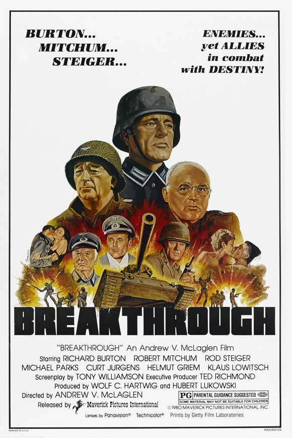 Breakthrough Movie Posters From Movie Poster Shop