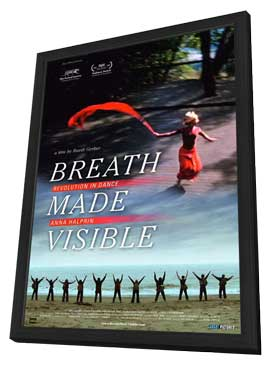 Breath Made Visible: Anna Halprin - 11 x 17 Movie Poster - Style C - in Deluxe Wood Frame