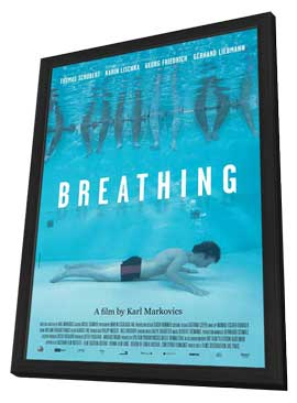 Breathing - 27 x 40 Movie Poster - Style A - in Deluxe Wood Frame