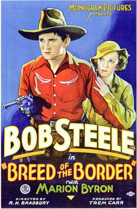 Breed of the Border - 11 x 17 Movie Poster - Style A