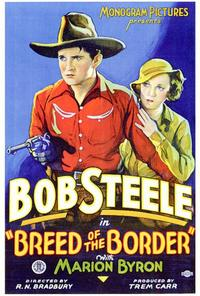 Breed of the Border - 27 x 40 Movie Poster - Style A