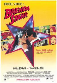 Brenda Starr - 11 x 17 Movie Poster - Style C