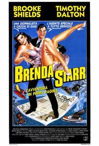 Brenda Starr - 27 x 40 Movie Poster - Style B
